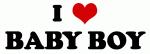 I Love BABY BOY