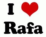 I Love Rafa