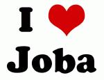 I Love Joba