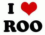 I Love ROO