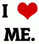 I Love ME.