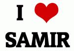 I Love SAMIR