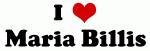 I Love Maria Billis