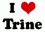 I Love Trine