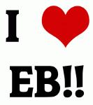 I Love EB!!