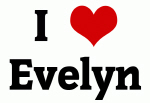 I Love Evelyn