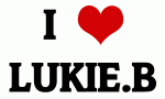 I Love LUKIE.B