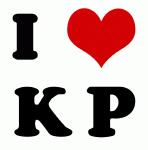 I Love K P