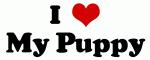 I Love My Puppy