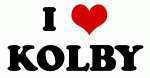 I Love KOLBY
