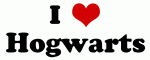 I Love Hogwarts