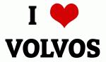 I Love VOLVOS