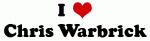 I Love Chris Warbrick