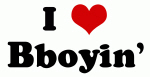 I Love Bboyin'