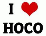 I Love HOCO