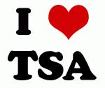 I Love TSA