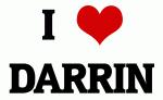 I Love DARRIN