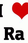 I Love Ra
