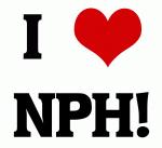I Love NPH!