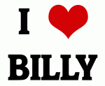 I Love BILLY