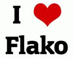 I Love Flako