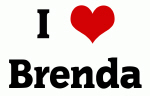 I Love Brenda