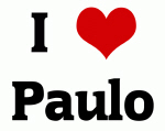I Love Paulo