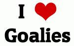 I Love Goalies