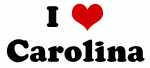 I Love Carolina