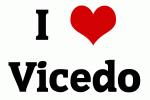 I Love Vicedo