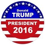 Donald Trump round