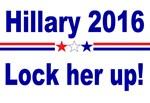Hillary Lock Her Up
