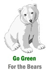 Go green for the bears