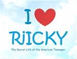 I love Ricky