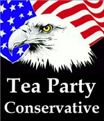Tea Party Conservative eagle