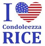 I Love Condoleezza Rice