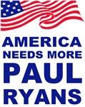 America needs more Paul Ryans