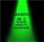 Aliens Do It