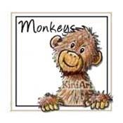Monkey Cartoons