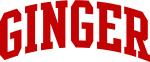GINGER (red)