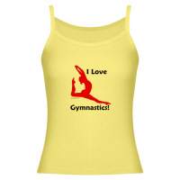 Gymnastics Apparel - Tank Tops