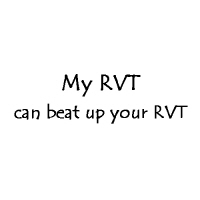 My RVT can beat up your RVT