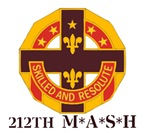 212th MASH - Skilled and Resolute