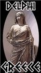 Delphi Statue