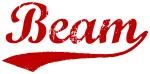 Beam (red vintage)