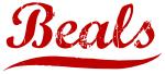 Beals (red vintage)