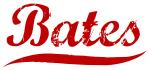 Bates (red vintage)
