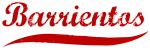 Barrientos (red vintage)