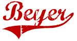 Beyer (red vintage)