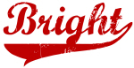 Bright (red vintage)
